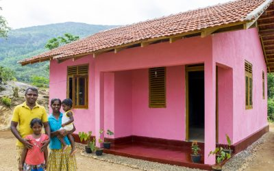 Habitat for Humanity Sri Lanka Constructs 80 Homes in Kegalle District